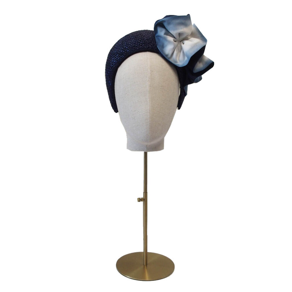 hats to hire from Bee Smith Millinery